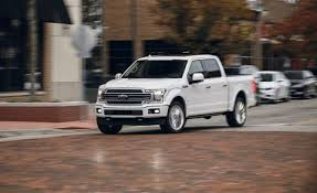 2019 Ford F-150 Limited Pickup – Fast, Powerful, Expensive
