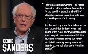 Bernie Sanders Quotes Beauteous Pax On Both Houses Bernie Sanders Blasts Robin Hood In Reverse
