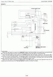 zd28 electrical orangetractortalks everything kubota i have attached the schematic i m headed out to put some real effort into finding it will put on photobucket and place a link here