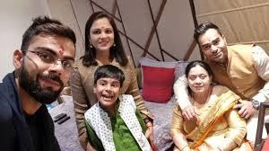 See Photo Virat Kohli Chills Out With Family Ahead Of