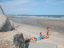 Tourist Town Beaches