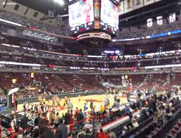 10 Cogent United Center Seating Bulls Game