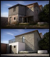 house reconstruction