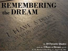I Have A Dream Speech Quotes Beauteous The 48 Best Quotes From I Have A Dream