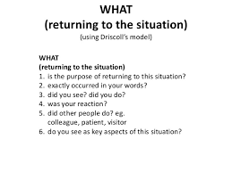 reflective essay writing ppt introduction to reflection and reflective writing