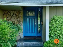 36x80 craftsman single fiberglass entry door with sidelight plastpro drs6c smooth skin painted morro