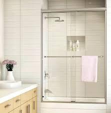 sliding door shower enclosure newark 1200 x 700mm sliding door shower enclosure pearlstone tray sliding shower