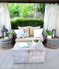 Diy Patio Decorating Ideas Outdoor For