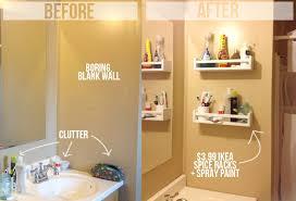 diy bathroom wall storage. prev next diy ikea spice rack bathroom storage wall t