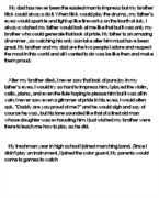 words short essay on my father for kids narrative essay on father s death st louis green