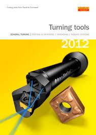 Turning Tools General Turning Sandvik Coromant Pdf