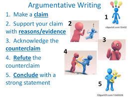 argumentative writing lessons teach argument writing presentation