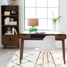 office desks images. Belham Living Carter Mid Century Modern Writing Desk Office Desks Images
