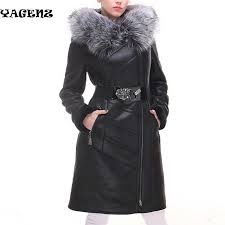 Ms Winter Faux Leather 100% <b>Factory Direct Supply</b> New Fur Coat ...