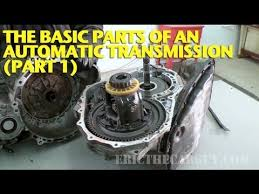the basic parts of an automatic transmission part 1 the basic parts of an automatic transmission part 1