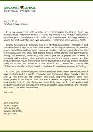 nurse anesthesia letter of recommendation example letter of recommendation