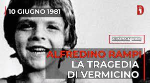 10 giugno 1981: Alfredino Rampi, la tragedia di Vermicino - DIRE.it