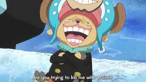 nico robin isn t a fan of franky as chopper one piece episode
