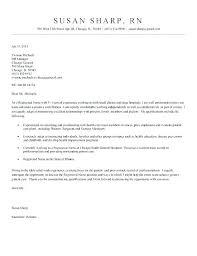 Mock Cover Letter For Resume Sample Cover Letter Format Examples In