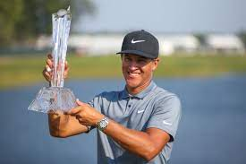 Cameron Champ, in pursuit of work-life ...