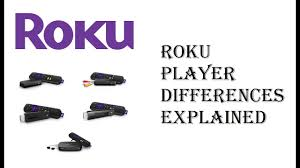 Roku Device Comparison Chart 2019 Roku Differences Explained Which Roku Player Should I Get Tutorial Basics Comparison