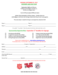 sponsorship forms for fundraising template sponsor form create a receipt of payment