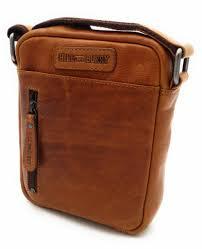 hill burry vb10089 3169 real leather shoulder bag crosstas firm vintage leather brown cognac