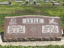 Dorothy Pauline Blair Lytle (1923-2010) - Find A Grave Memorial