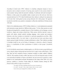 an assessment of hausa 3