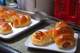 Chinese Bakery Style Hot Dog Buns Foodie Adventures Of A Wai Sek Mao