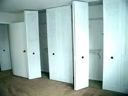 small closet door ideas sliding doors hall