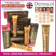 genuine dermacol make up cover legendary high covering foundation makeup uk