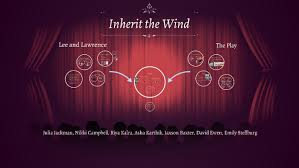 Inherit The Wind By Julia J On Prezi