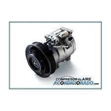 compresor de aire acondicionado. compresor aire acondicionado nuevo original para diversos volkswagen golf iv de