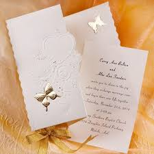 20 best gold wedding invitations images on pinterest gold Affordable Wedding Invitations Columbus Ohio gold betterfly and flowers tri folded wedding invitations Wedding Cakes Columbus Ohio