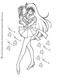 Small Picture Sailor mars coloring pages Hellokidscom