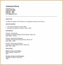 resume how to write a basic for job template example throughout how do i make a resume
