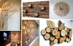33 intricate tree trunk wall art diy wood ideas that will amaze you decor units cross