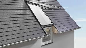 Designo R1 Wohn Fassadenanschlussfenster