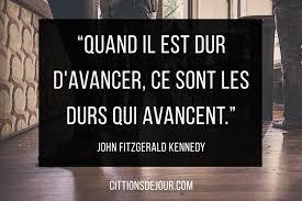 Citation Motivante De John Kenedy