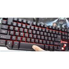 Phím bán cơ lightning PR-8600 cho game net Nam Hưng computer