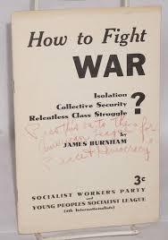 Image result for James Burnham trotskyite
