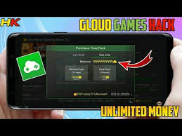Gloud Games Mod Apk Unlimited Money Play All Games