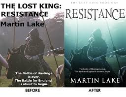 martinmakeover the case study results for martin and several other authors who sold more books by replacing an old cover