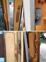 pella sliding door handle removal designs