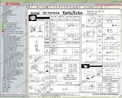 toyota vitz wiring diagram wiring diagrams and schematics wiring diagram for 2007 mitsubishi eclipse