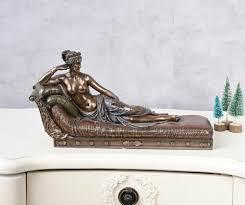 Pauline Bonaparte Figur Madame Recamiere Frauenskulptur Venus Göttin