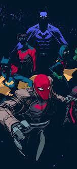 Batman Family 4K Wallpaper #125