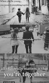 Quotes For Couples Unique All That Matters Love Love Quotes Quotes Couples Quote Holding Hands