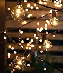 battery powered outdoor lights string ideas operated